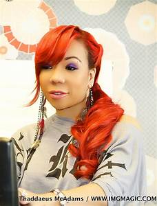 """Tameka """"Tiny"""" Cottle Goes Glam For Sister2Sister Photoshoot…  Tiny"""