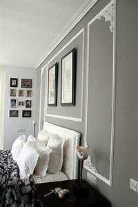 Tapeten Gestalten Ideen : die 25 besten ideen zu tapeten schlafzimmer auf pinterest graue schlafzimmer w nde tapete ~ Sanjose-hotels-ca.com Haus und Dekorationen