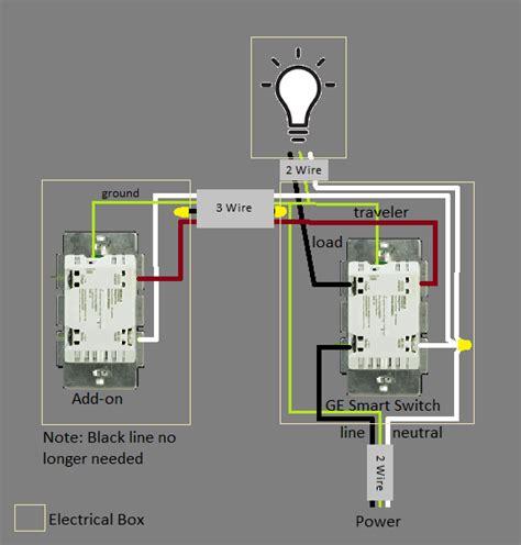 faq ge   wiring faq smartthings community