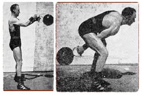 kettlebell history sport training allowed were exercise comment leave kettlebells fitness cavemantraining