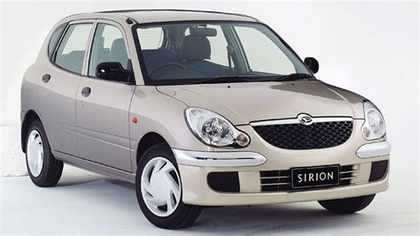 Daihatsu Sirion Used Review
