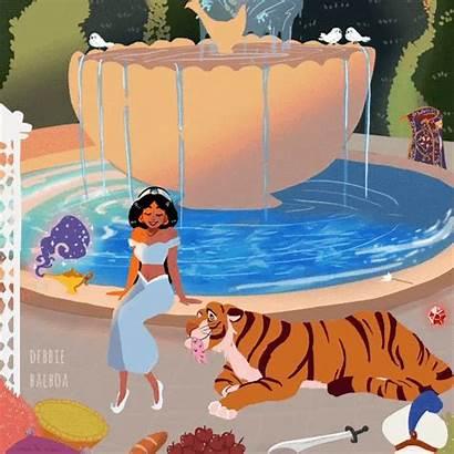 Disney Jasmine Princess Princesses Fan Uploaded User