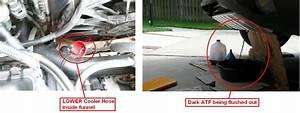 Diy  2005 Volvo Xc90 2 5t  Atf  Angle Gear  Aoc  Rdiff