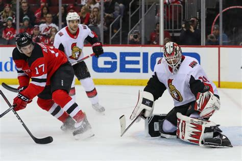 Goaltender anders nilsson has announced his retirement from professional hockey. Anders Nilsson Re-Signs With Ottawa Senators