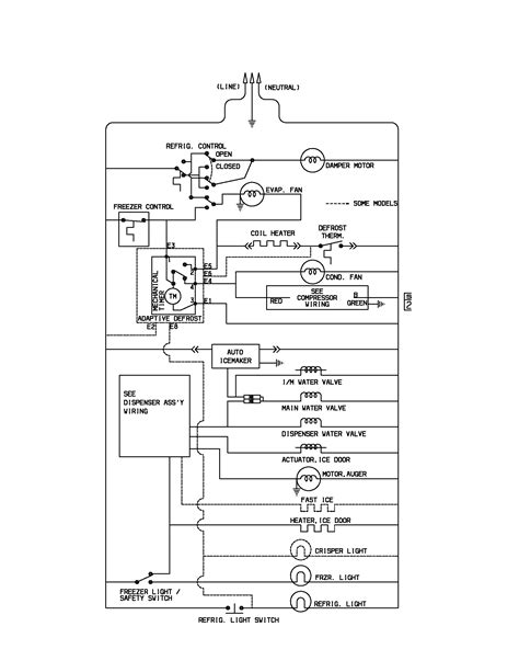 traulsen refrigerator wiring diagram gallery diagram