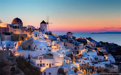 santorini hd wallpapers hd wallpaper backgrounds