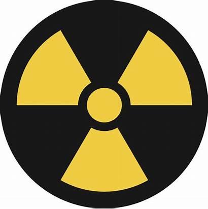 Symbol Nuclear Clip Clipart Clker Domain