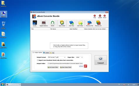 Ebook Converter Bundle 317505390 + Portable