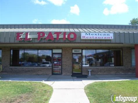 el patio mexican restaurant farmington mi el patio mexican restaurant farmington mi 48335 yp