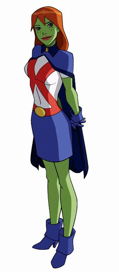 Martian Miss Manhunter Justice Young Cosplay Heroes