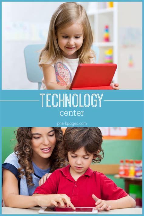 technology center in preschool pre k and kindergarten 524 | Technology Center