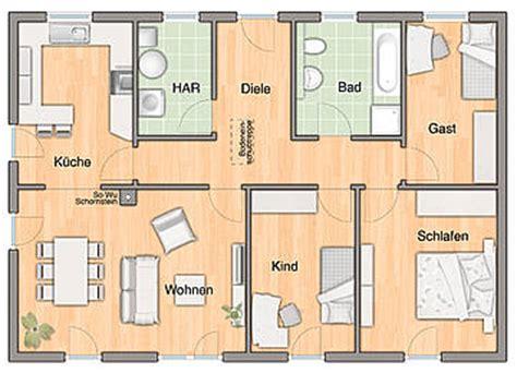 Danwood Haus Versteckte Kosten by Bungalowbesichtigung Mit Individueller Raumaufteilung Am