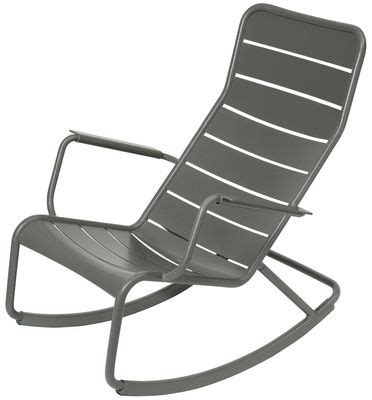scopri rocking chair luxembourg rosmarino di fermob made