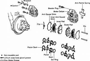Schematics And Diagrams  How To Replace Brake Caliper On