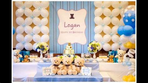 1st birthday party ideas for boys best on a boy home design st birthday party themes decorations at home