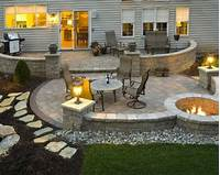 best patio and fire pit design ideas Backyard Patio Ideas With Fire Pit   Landscaping ...