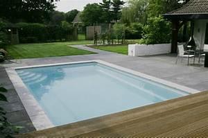 Piscine En Kit Polystyrène : kit piscine bloc 4m x 2 50m ~ Premium-room.com Idées de Décoration