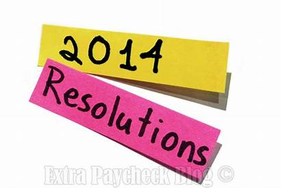 Resolutions Write Down Must Why Paycheck Extra