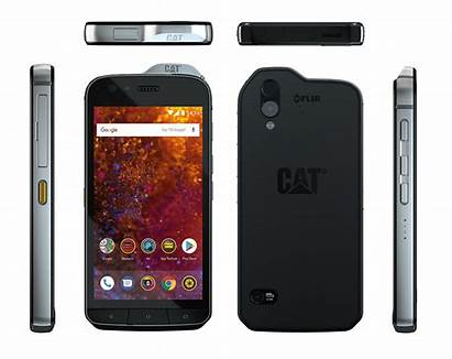 S61 Cat Smartphone Phones Thermal