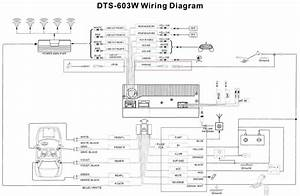 2004 Chevrolet Trailblazer Stereo Wirering Diagram