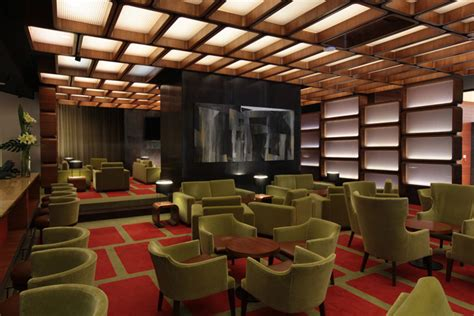» Hilton Lobby Bar By Pascal Arquitectos, Mexico City