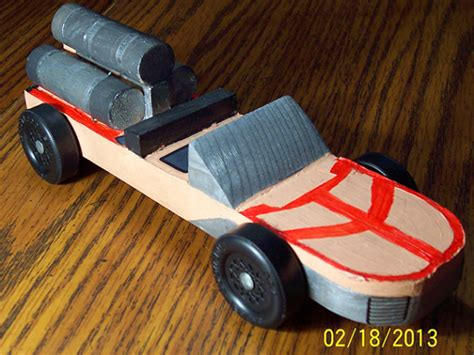 Pinewood Derby Templates Wars by Wars Cars In The Pinewood Derby Boys Magazine