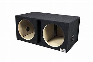3 Best Subwoofer Boxes for Deep Bass (2019) - The Drive