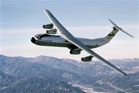 C141 Starlifter Of The Us Air Force, History, Design