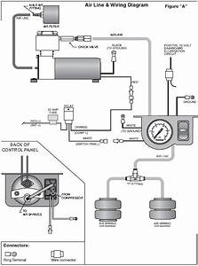 Air Bag Compressor Wiring Diagram