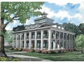 plantation house plan with 5689 square and 5 bedrooms