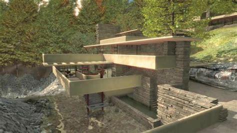 maison sur la cascade fallingwater on vimeo
