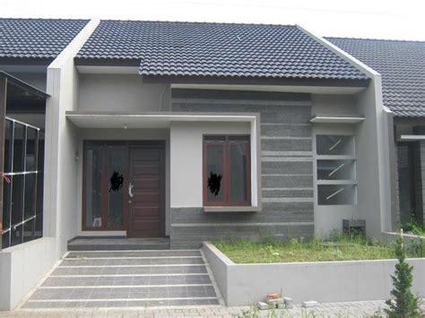 contoh desain rumah minimalis type  sederhana