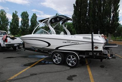 Where Are Centurion Boats Built by Small Boats Monthly Centurion Boats For Sale
