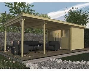 Gartenhaus Mit Lounge : gartenhaus weka lounge haus 2 450 cm lounge mit fu boden 744x295 cm natur bei hornbach kaufen ~ Indierocktalk.com Haus und Dekorationen