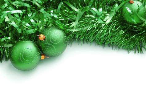 can you still buy xmas tensil photo of green tinsel and bauble border free images