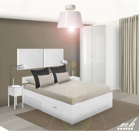 peinture beige chambre stunning idee peinture chambre ideas amazing