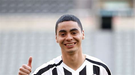 Miguel Almiron says working with Rafa Benitez | Sports ...