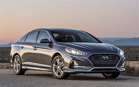 2019 Hyundai Sonata Interior High Resolution Image
