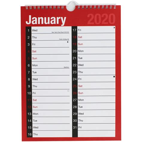 month  view appointment calendar stationery sale