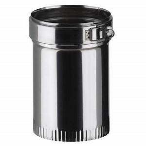Tubage Flexible Inox 150 Brico Depot : raccord inox pour conduit maill 180 150 mm poujoulat ~ Dailycaller-alerts.com Idées de Décoration