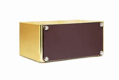 Meda Francesco Alberto Volta Shoebox Box Shoe