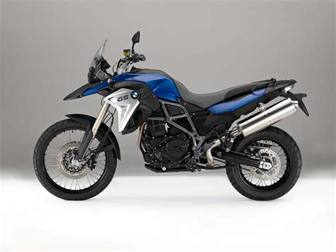 2016 Bmw F700gs & F800gs Get Cosmetic Changes