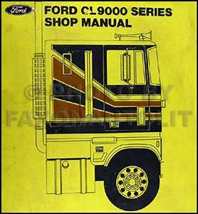 1978 Ford Truck Service Specifications Manual Original