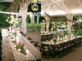 decor mariage décoration de mariage chêtre décoration mariage tendance