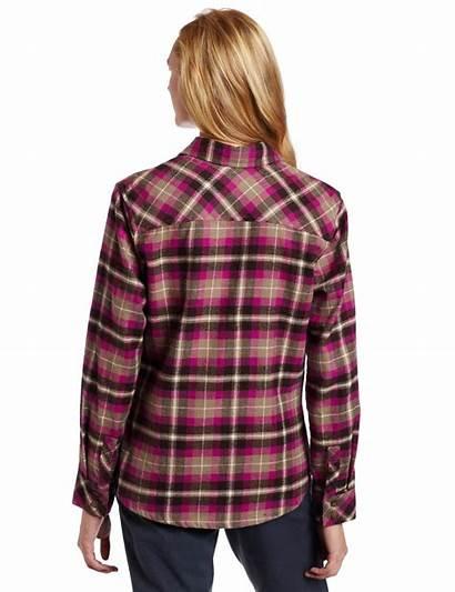 Flannel Plaid Shirts Womens