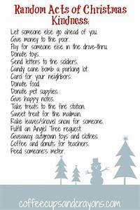 17 Best images about Random Acts of Christmas Kindness ...