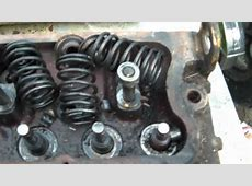 2 Minute Valve Spring Removal How To YouTube