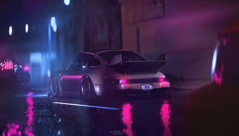 80s Neon Car Wallpaper by Pin By Matthew Ross On Carpe Noctem In 2019 Porsche 80s