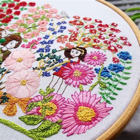 Embroidery Inspiration Jennies Blog