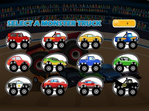 monster truck video games for kids monster truck game for kids android apps on google play